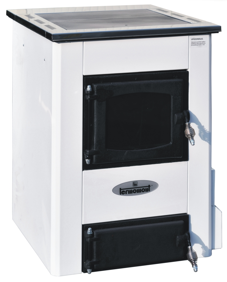 Centralheating cooker TEMY 15 white 15kW