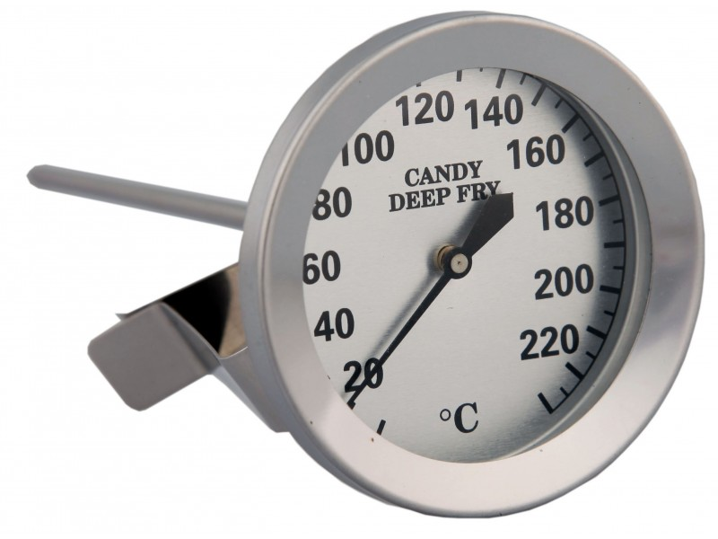 Thermometer for baking oven 0...+220c